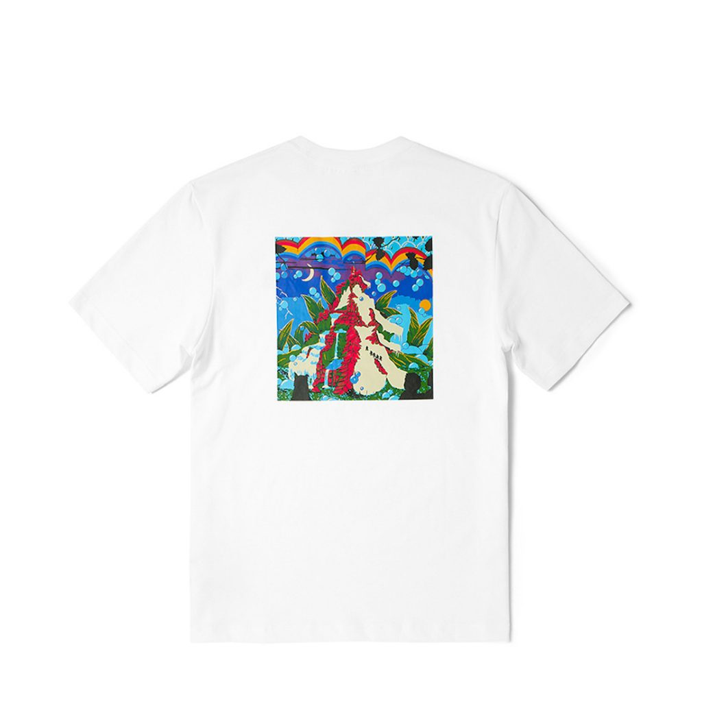 The North Face Short Sleeve Pocket HW Tee [Asia Size