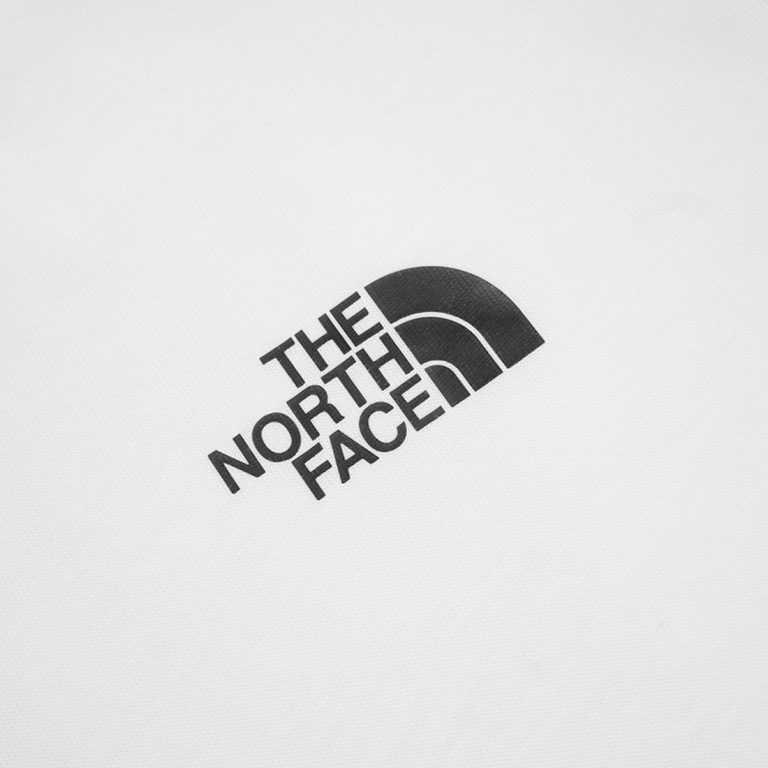 The North Face Short Sleeve Mountain Graphic Tee [Asia